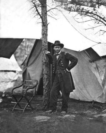 Ulysses S. Grant im Januar 1864