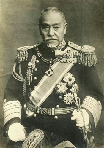 Адмирал Того Хайхахиру
