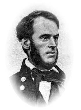 Frühe Aufnahme von William T. Sherman