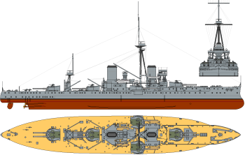 Cuirassé HMS Dreadnought