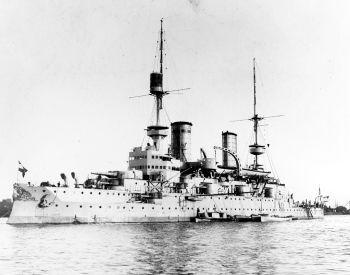 SMS Kaiser Friedrich III.