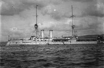 السفينة الشقيقة لسفينة صاحب الجلالة الناخب فريدريش فيلهلم