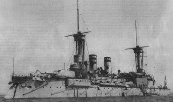 السفينة الشقيقة لسفينته مهيب فايسنبرغ