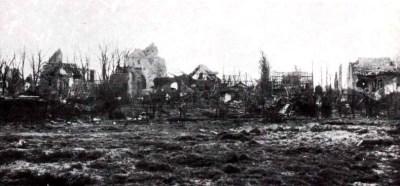 Die 51. Reserve Division im umkämpften Langemarck