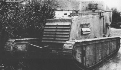 轻量战车LK I