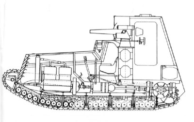 轻型战车LK II加农炮版