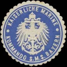 Марка печати СМС Баварию