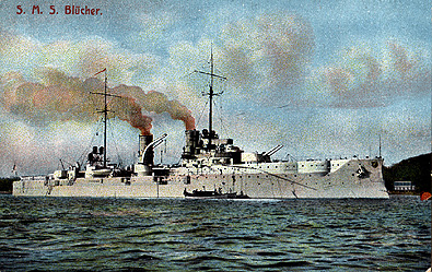 Grand Cruiser SMS Blücher
