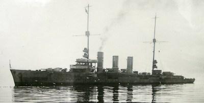 Piccoli incrociatori SMS Dresden