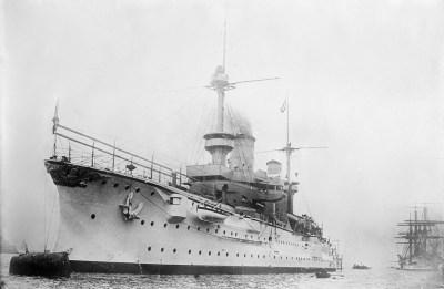 Corazzata SMS Fürst Bismarck