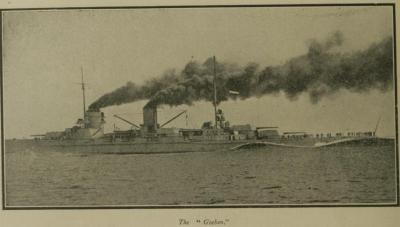 Grande incrociatore SMS Goeben