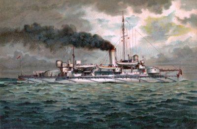 Nave cisterna costiera SMS Heimdall