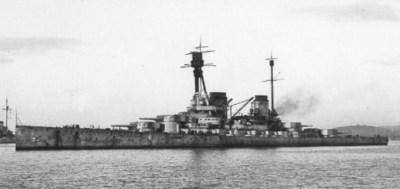 Incrociatore di battaglia SMS Hindenburg