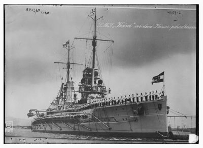 Corazzata SMS Kaiser