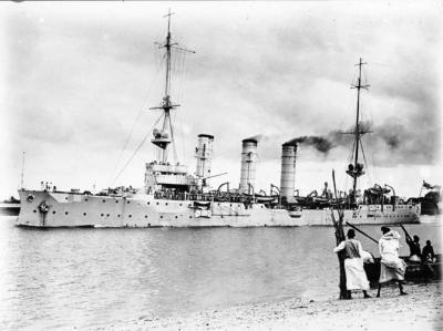 Small cruiser SMS Königsberg