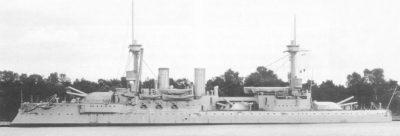Немецкое рейсовое судно СМС белый замок после его окончания летом 1894