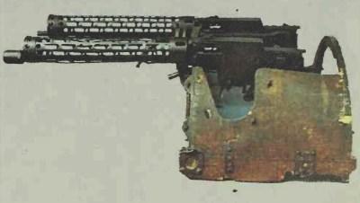 Mitrailleuse légère allemande 0815