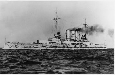 Battleship SMS Oldenburg