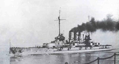 SMS Ostfriesland in the service of the US Navy
