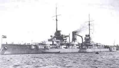 Battleship SMS Posen