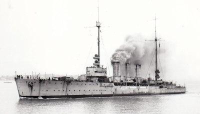 Petit Croiseur SMS Regensburg