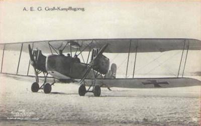 АЭГ G. IV