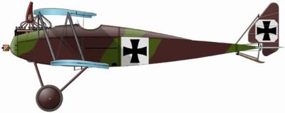 哈尔伯施塔特D.III