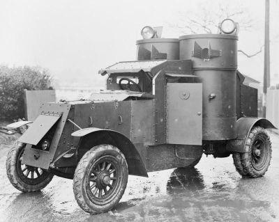 奥斯汀装甲车