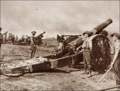 BL 8英寸榴弹炮Mk VI  -  VIII