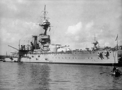 Corazzata HMS Ajax