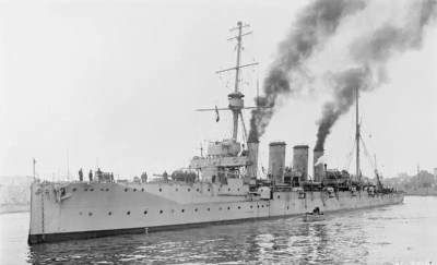 Croiseur léger HMS Gloucester