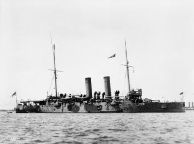 Croiseur protégé HMS Hawke