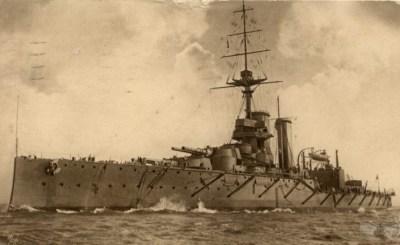Corazzata HMS King George V