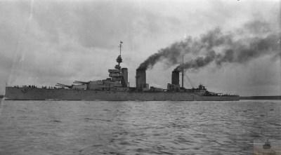 Incrociatore da battaglia HMS Lion