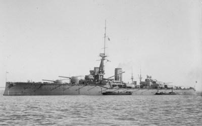 Corazzata HMS Monarch