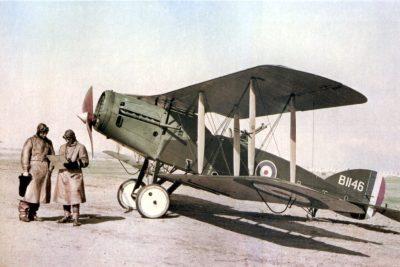 Бристоль F. 2B