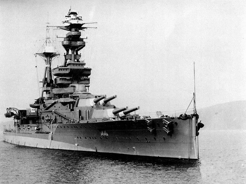 Entfernungsmesser Schlachtschiff : Bauen sie die tirpitz u das legendÄre schlachtschiff