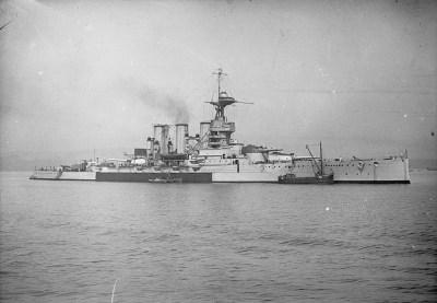 Incrociatore da battaglia HMS Tiger