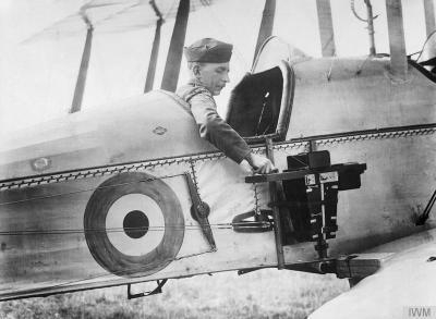 皇家飞机厂B.E.2