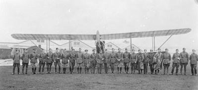 皇家飞机制造厂R.E.7
