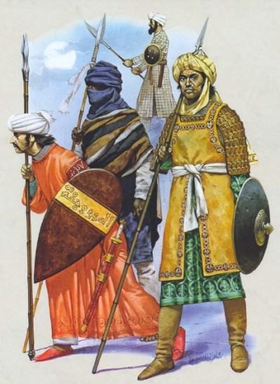 Исламские воины
