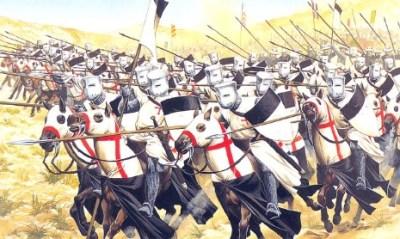 Cavalerie de l'Ordre du Temple