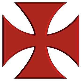 Paw cross