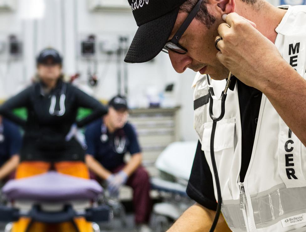Austere Tactical Medicine Trainer UK Citizen