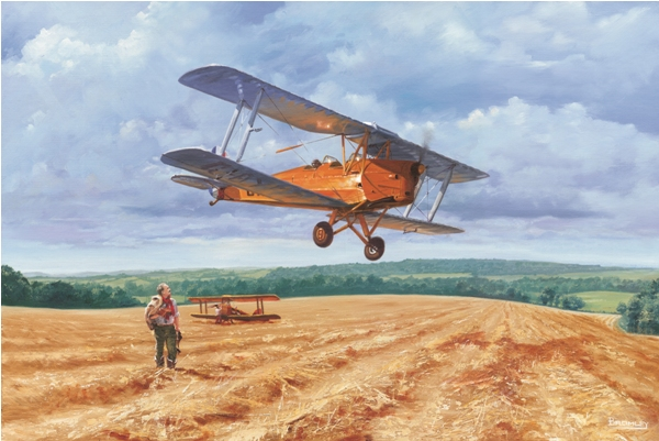 Tiger Moth 2 - Military Times - Mark Bromley