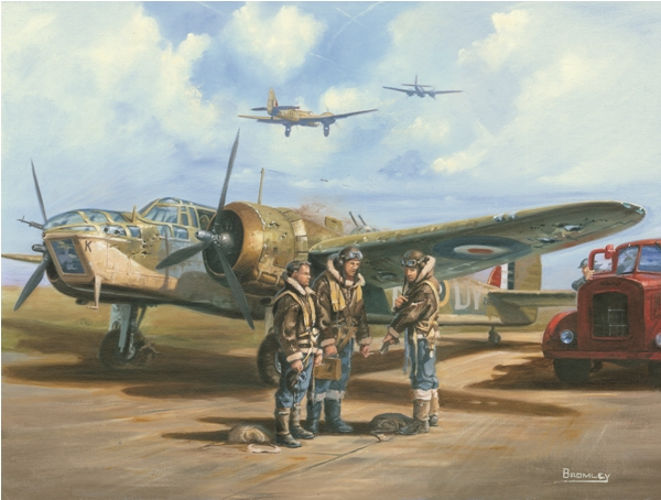 Blenheim - by Mark Bromley