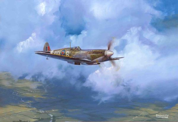 Spitfire Solitaire - by Mark Bromley