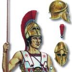Athenian Hoplite - Soldier Profile