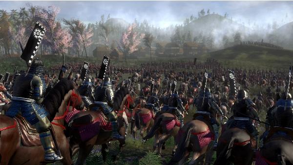 Shogun 2 Screenshot
