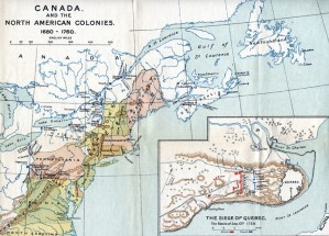 North America and Quebec